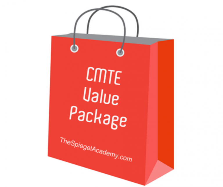 (A) Basic CMTE Value Package (20 credits)